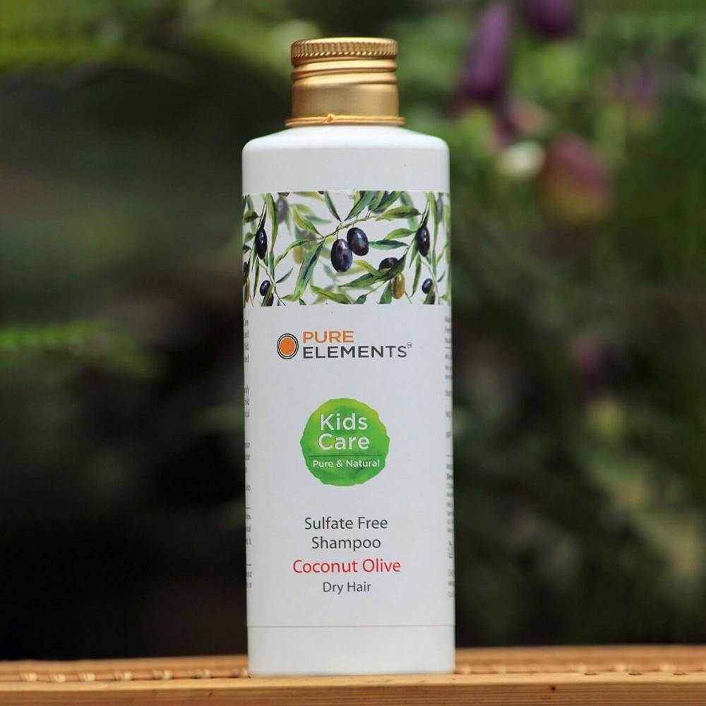 Coconut Olive Kids Care Shampoo
