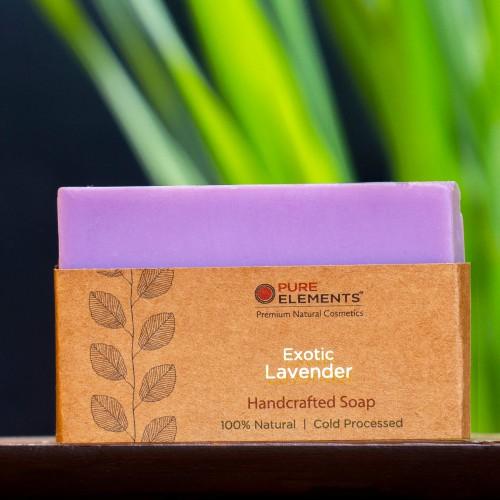 Exotic Lavender Handmade Soap
