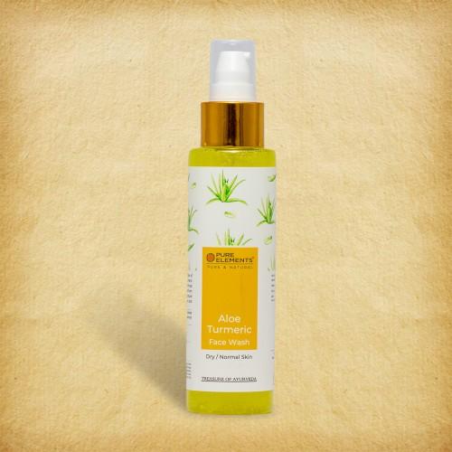 Aloe Turmeric Face Wash