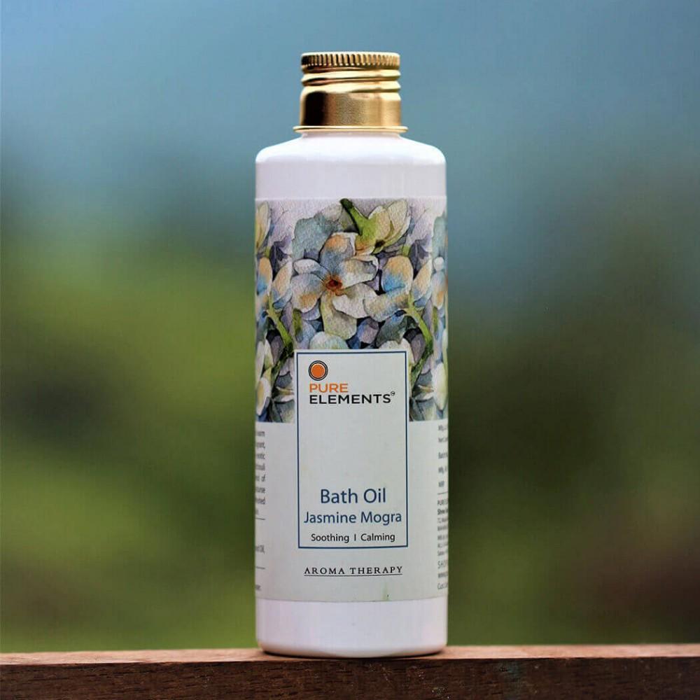 Jasmine Mogra Bath Oil