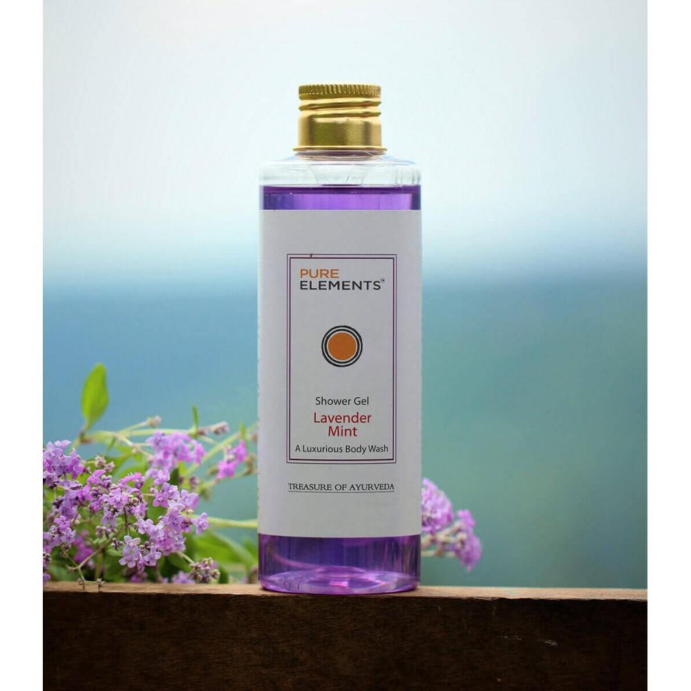 Lavender Mint Shower Gel