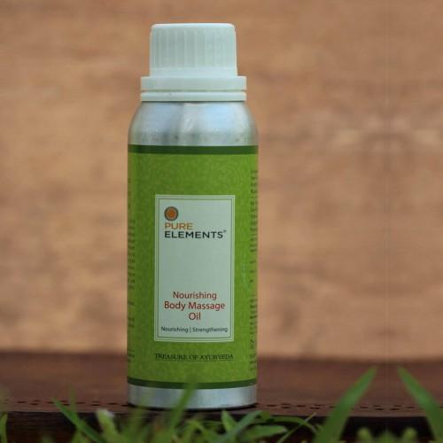 Nourshing Body Massage Oil