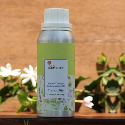 Aromatherapy Massage Oil - Tranquility
