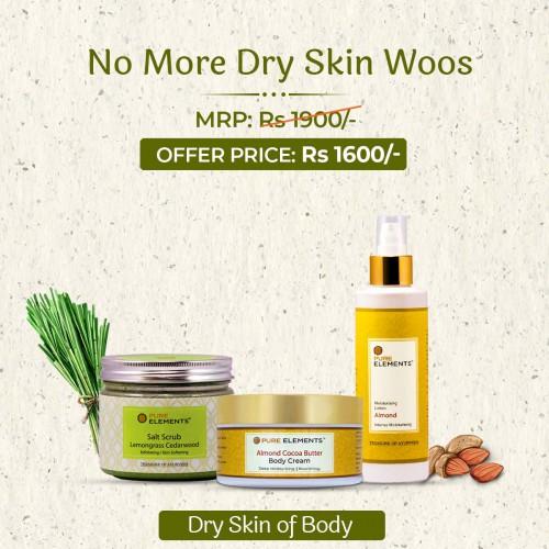 Dry Skin of Body