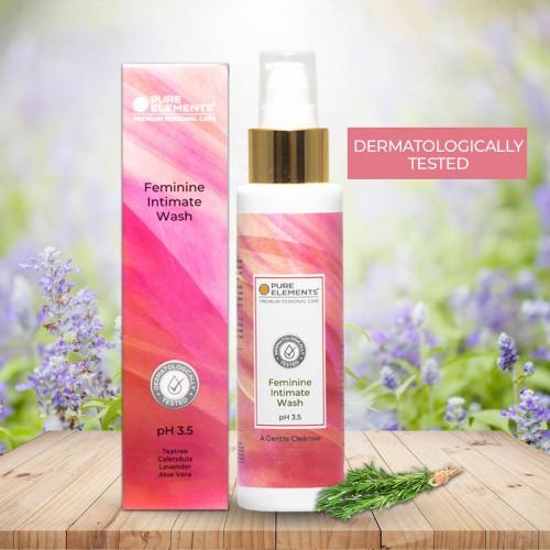 Feminine Intimate Wash – pH 3.5