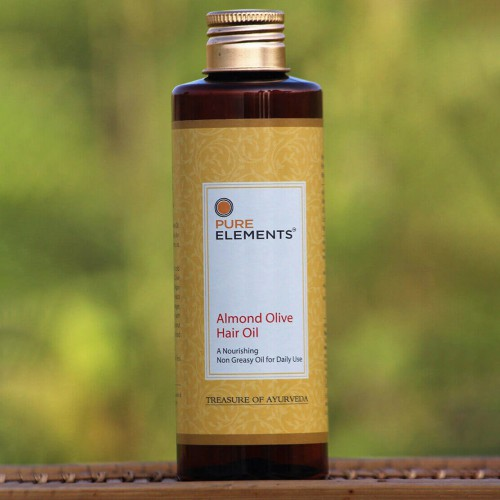 Almond Olive Daily Use Nourishing Hair Oil