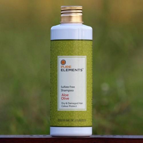 Aloe Olive Sulphate Free Shampoo