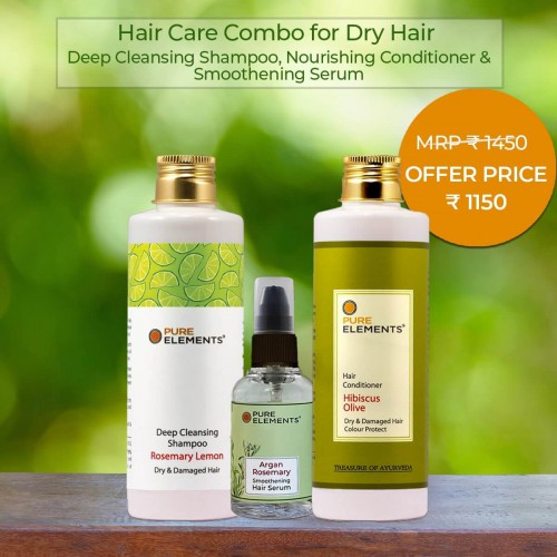 Hydrating & Nourishing Hair Care Combo for Dry Hair