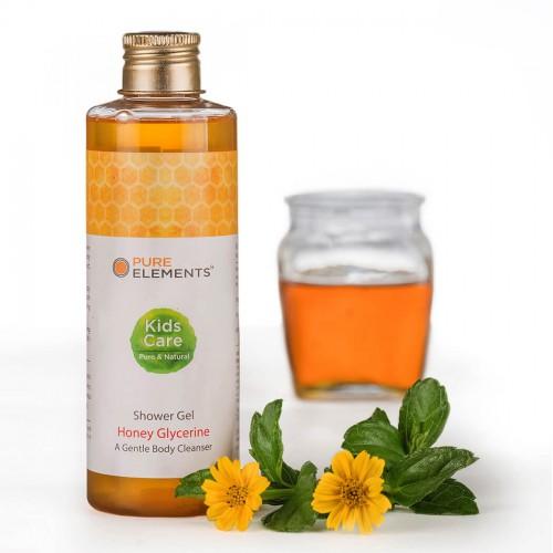 Honey Glycerin Shower Gel