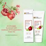 Pomegranate Green Tea Ultralight Sunscreen SPF 50