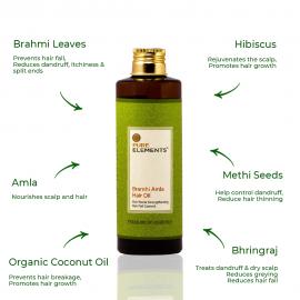 Bramhi Amla Hair Oil