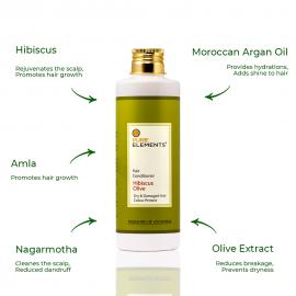 Hibiscus Olive Hair Conditioner