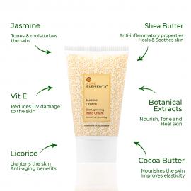 Jasmine Licorice Skin Lightening Hand Cream