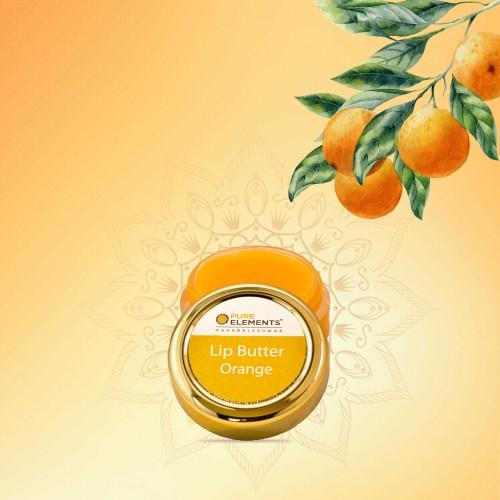 Orange Lip Butter