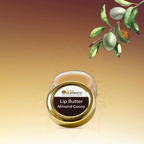 Almond Cocoa Lip Butter